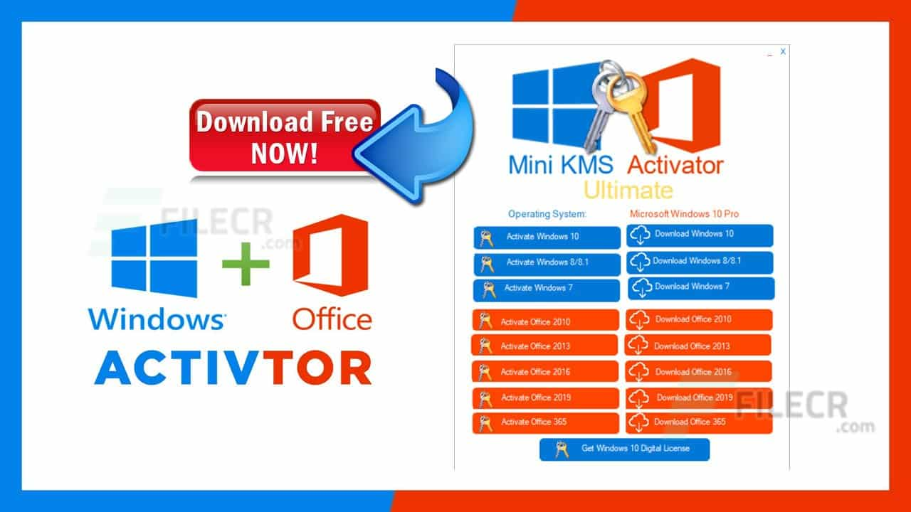 Mini kms activator ultimate free download