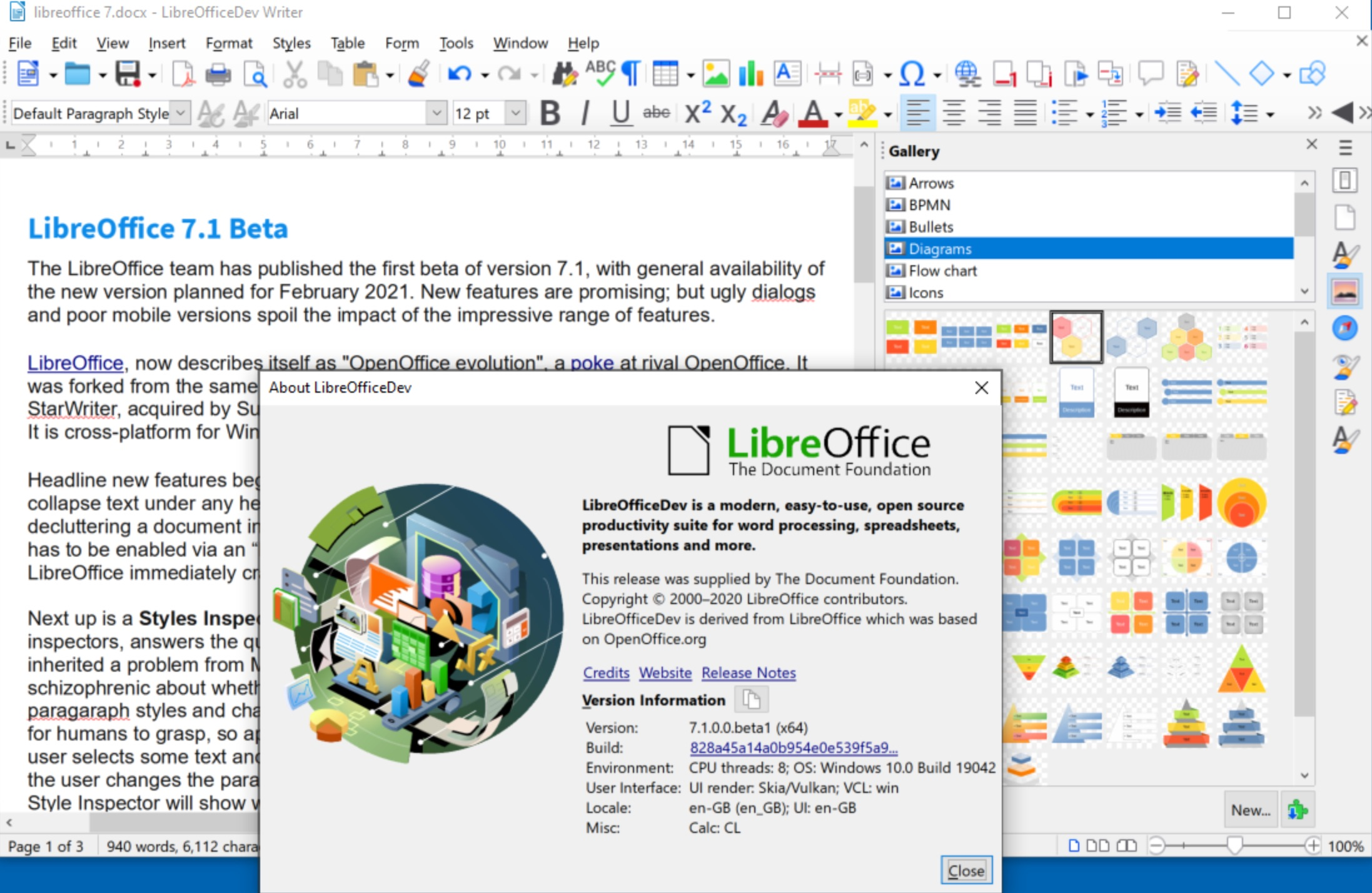 libreoffice download full version for windows