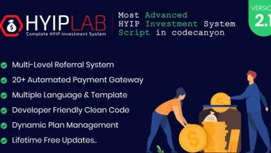 Hyiplab complete hyip investment system