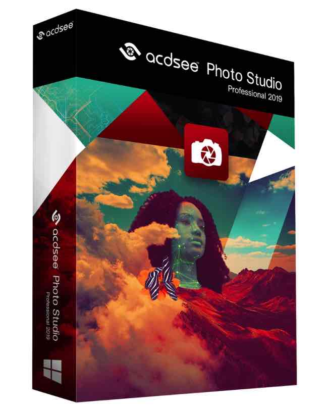 ACDSee Photo Studio Pro 2020 v13.0.2 Build 1415 Best Free Raw Image Editing Software