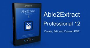 Able2Extract pro free download with keys and crack for Windows