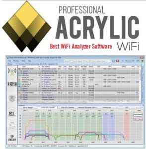 Acrylic WiFi Analyzer Professional v3 0 57 + Crack Full Version