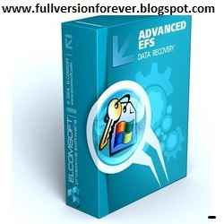 Advanced EFS Data Recovery v4 50 Build 51 + Crack Download