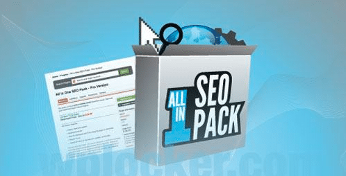 All in one SEO Pack Pro box cover