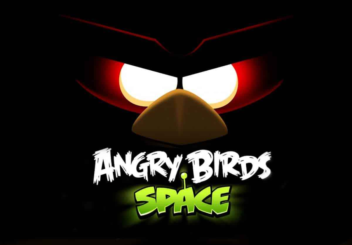 Angry Birds Space transformation