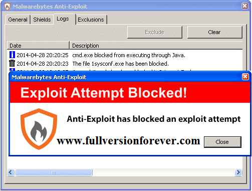 Anti Exploit Tool From Malwarebytes Protects Against Common Threats