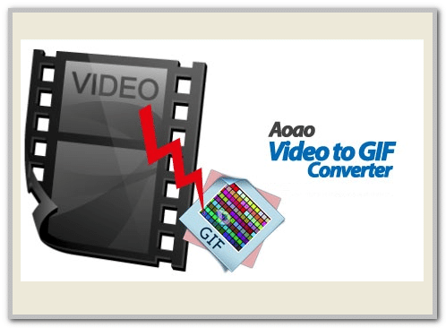 Aoao Video to GIF Converter Pro v5.1 Best Video to Gif Converter Software