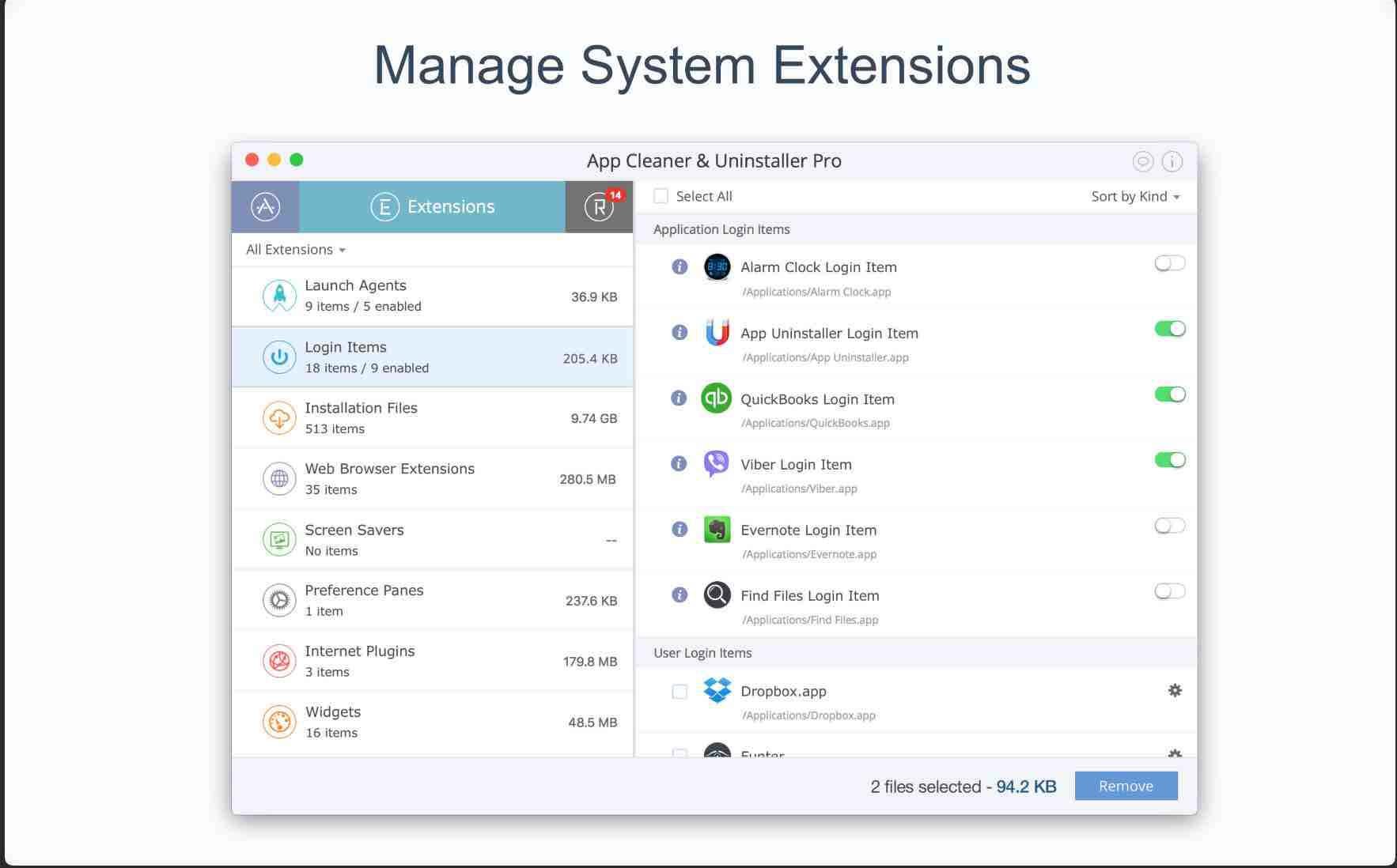 App Cleaner Uninstaller Pro Activated For MacOS