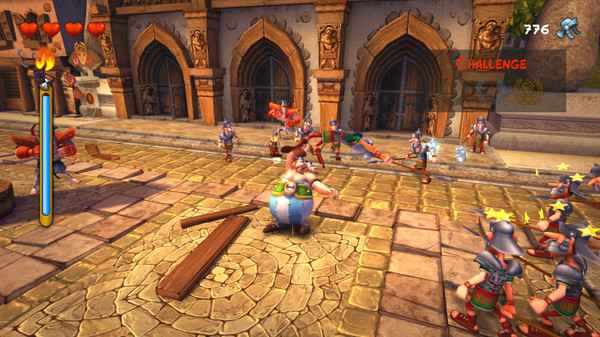 Asterix And Obelix XXL 2 Game For PC Free download