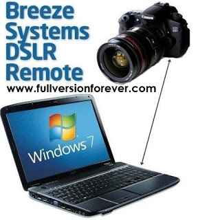 Breeze Systems DSLR Remote Pro For windows