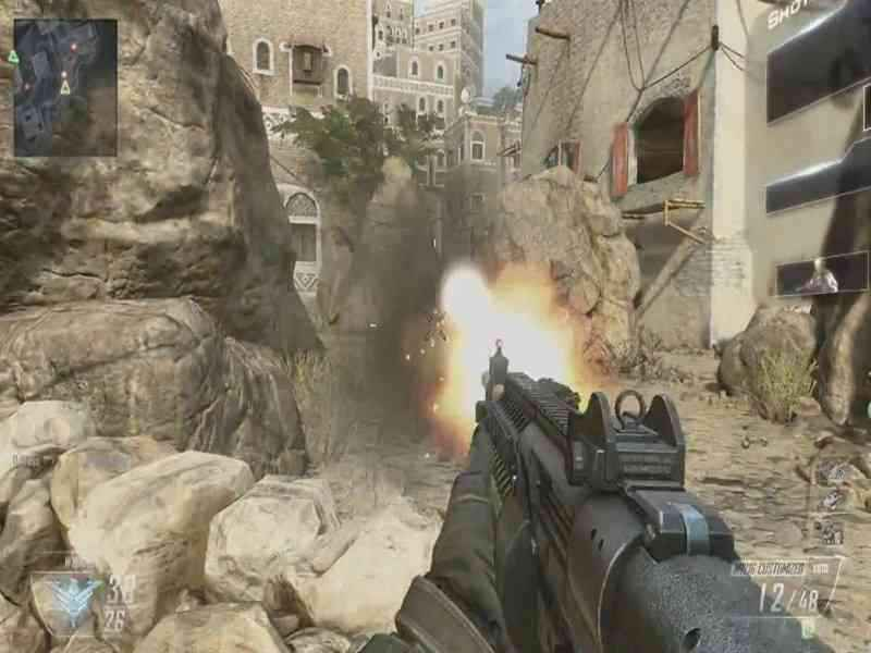 Call of Duty Black Ops 2 PC Game Highly Compressed Full Version