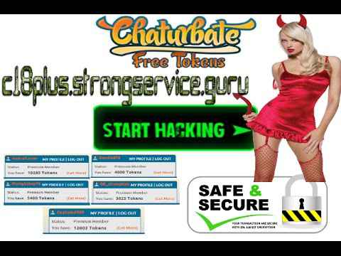 chaturbate free token generator without survey