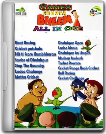 Chhota Bheem Games For Pc Highly Compressed Free Download