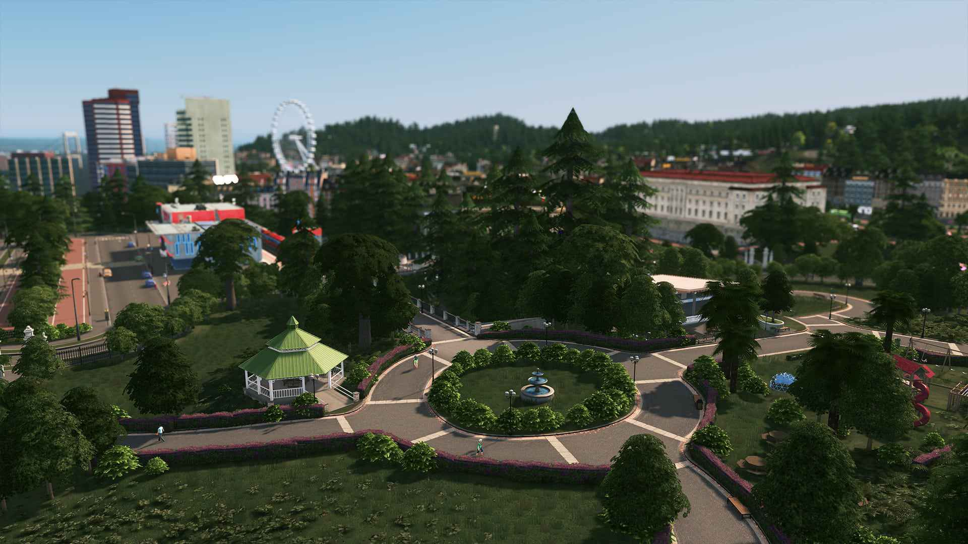 Cities Skylines Deluxe Edition Game for windows