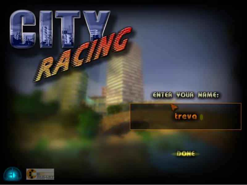 City Racing Game Setup For PC Free Download
