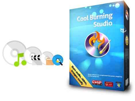 Download the latest version of Cool Burning Studio free in English,