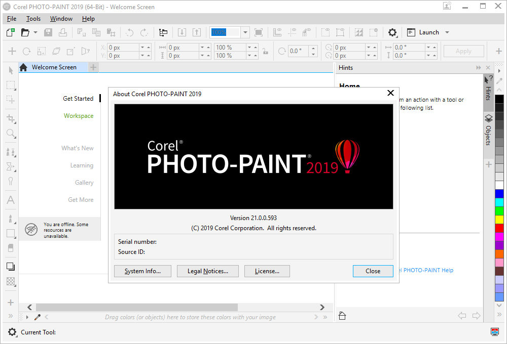CorelDRAW Graphics Suite 2019 v21 Activated For Windows/MacOSX