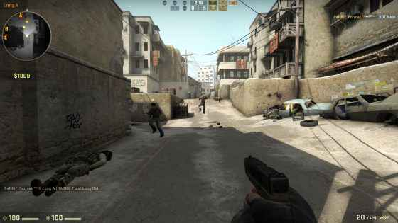 Counter Strike Global Offensive Game