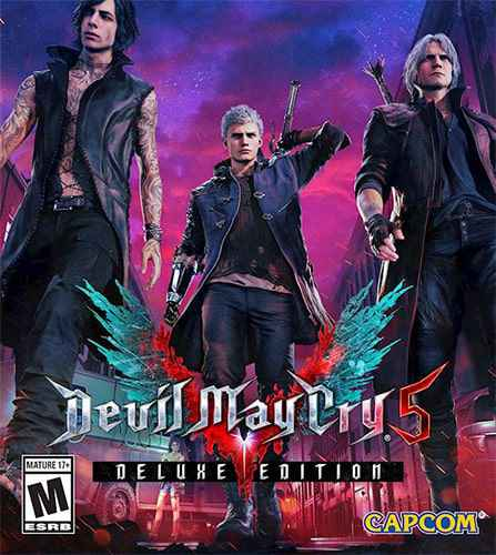 Devil May Cry Deluxe Edition DLCs