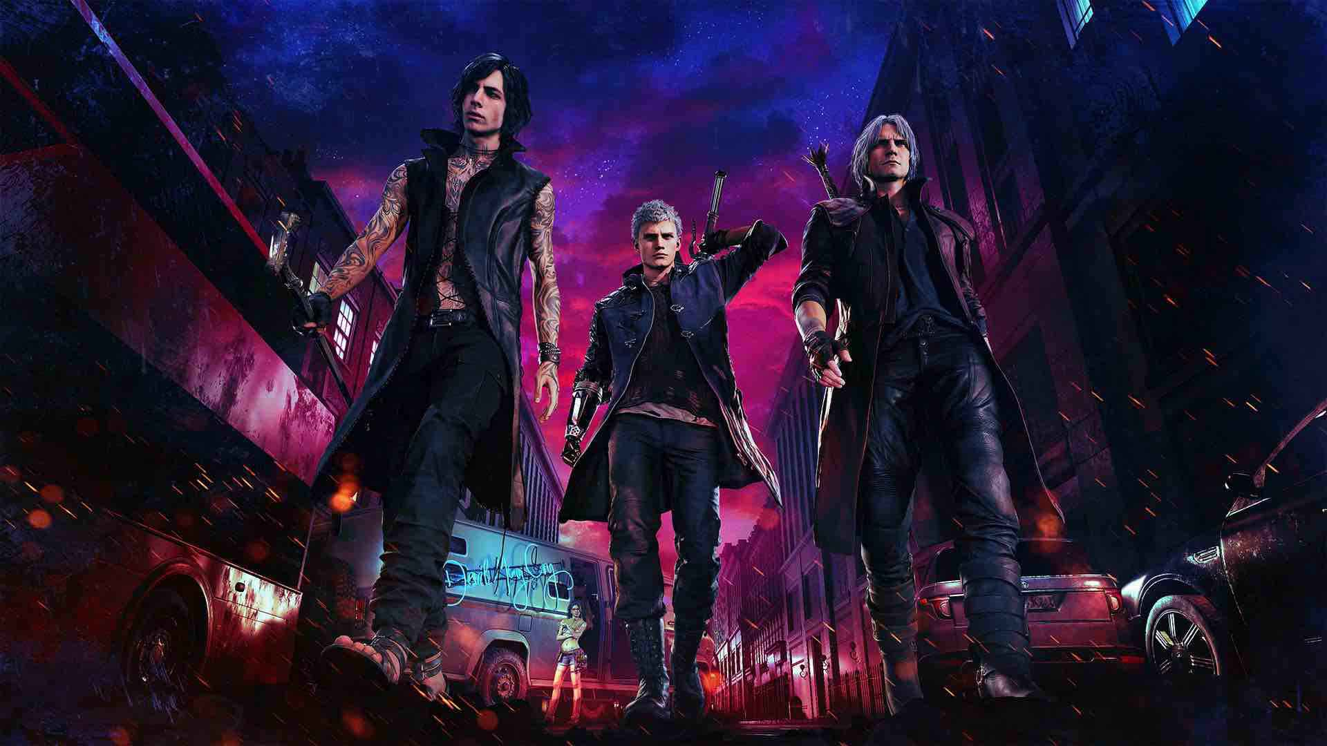 Devil May Cry Deluxe Edition game for pc
