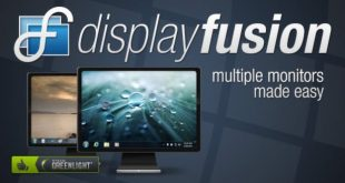DisplayFusion Professional box cover is here