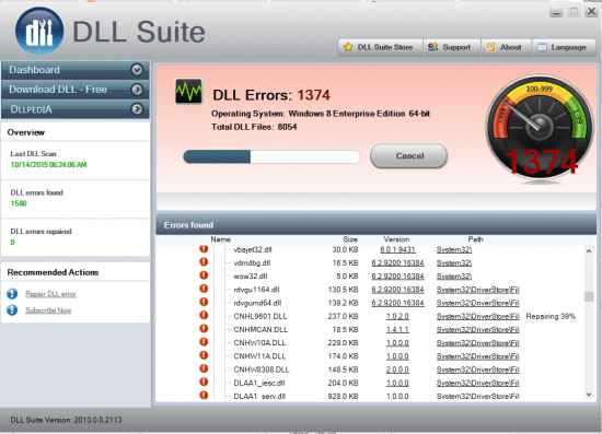 DLL Suite Free Download Latest Version For PC