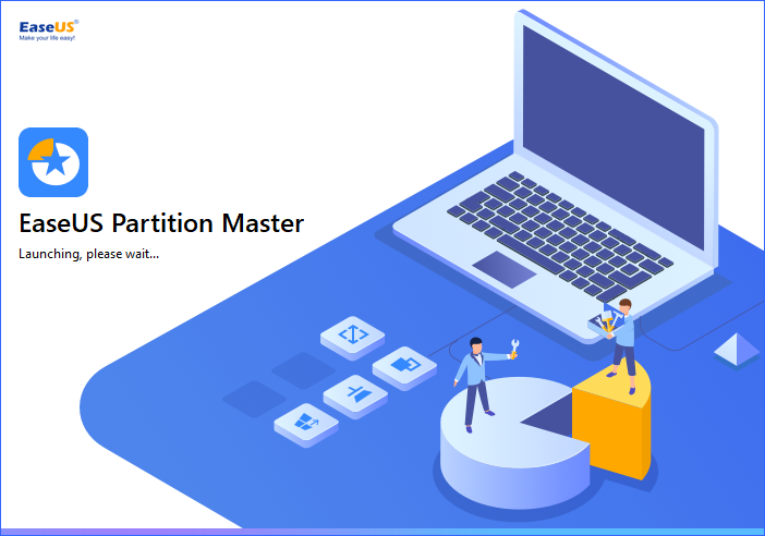 EaseUS Partition Master Technician Edition v13.5 + Crack Full Version Free Download