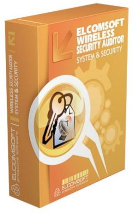 Elcomsoft Wireless Security Auditor Pro v7 12 538 Crack Working