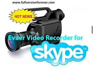 Evaer Skype Audio and video Call Recording Software