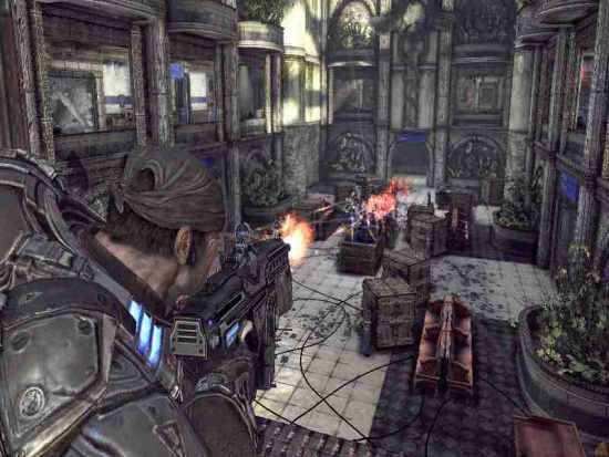 Download Gears Of War 1 Free For PC