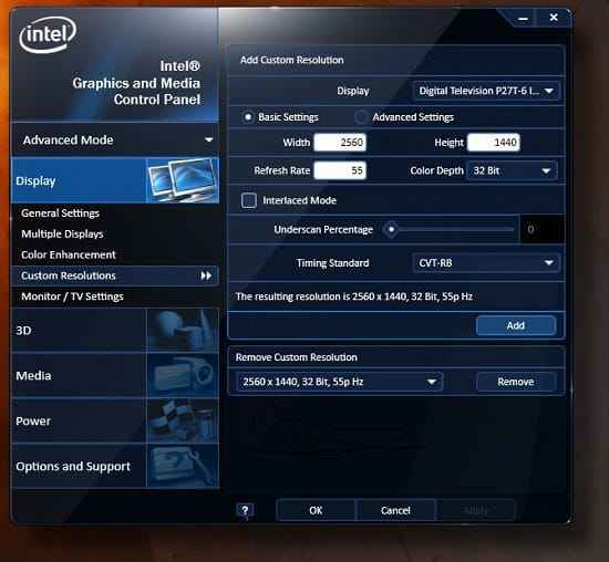 intel hd graphics driver for windows 7