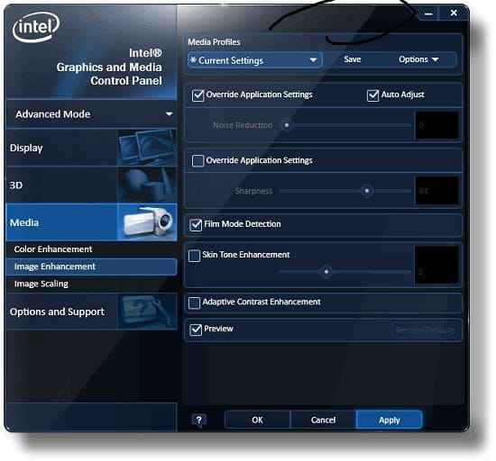intel graphics driver download lenovo 3000 y500