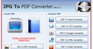 JPG To PDF Converter with crack free download
