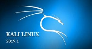 Kali Linux 2019.1 Released ISO File