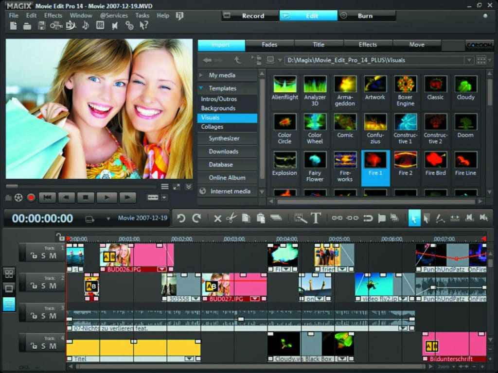 MAGIX Video Pro X10 16.0.1.236 Pre-Cracked Free Download