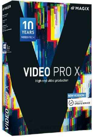 MAGIX Video Pro X11 Pre Cracked Free Download