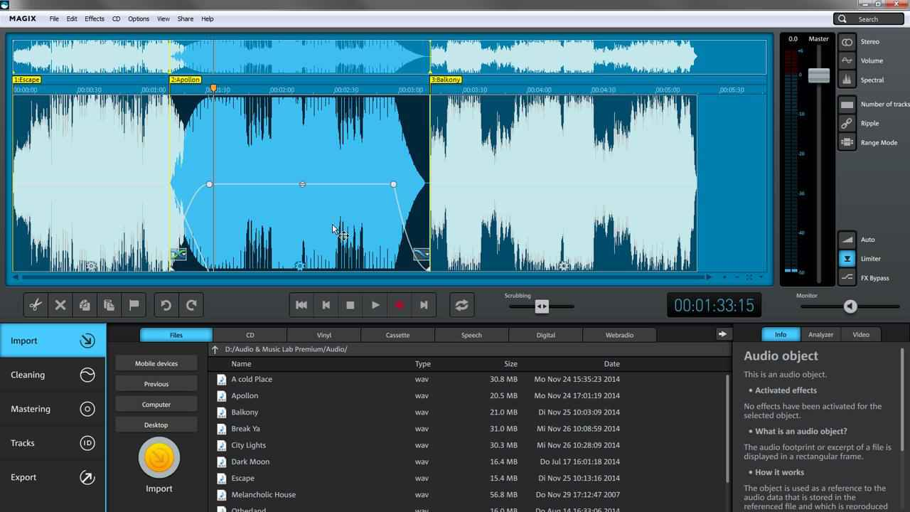 Magix Sound Forge Audio Cleaning Lab Latest Version