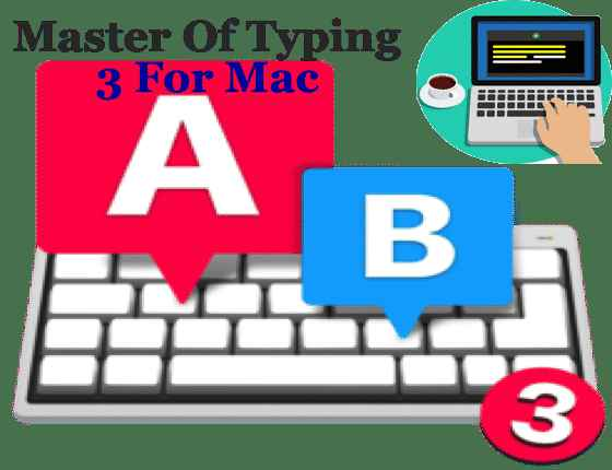 Master of Typing 3 For MacOSX