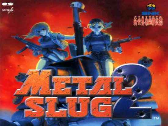 Metal Slug 2 PC Game Setup Download For windows
