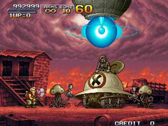 Metal Slug 2 Free Download PC Game Setup Free Download