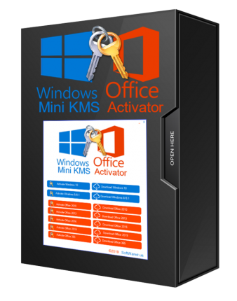 Mini kms activator ultimate office and windows activator