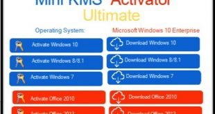 Mini KMS Activator Ultimate v1.4 (Windows and Office 2019 Activator)