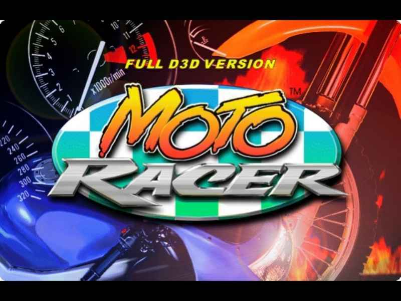 Moto Racer game free download latest version