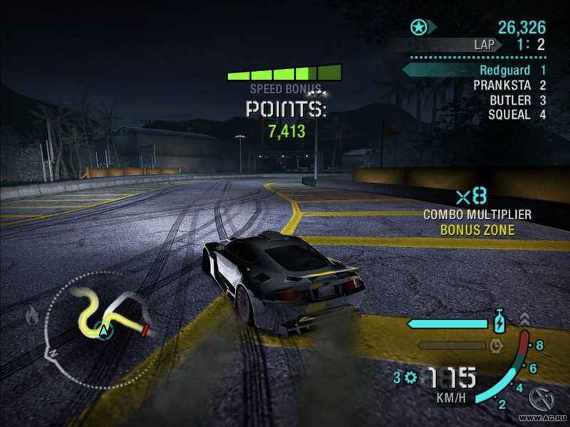 Need For Speed Carbon Game for PC  For Windows