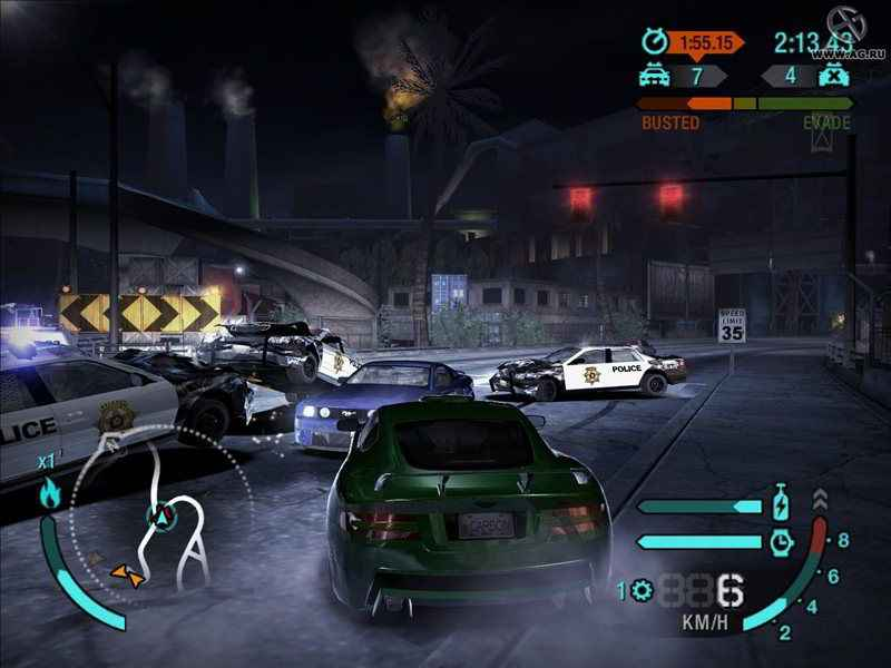 Need For Speed Carbon Game for PC For Windows Latest Version Free Download