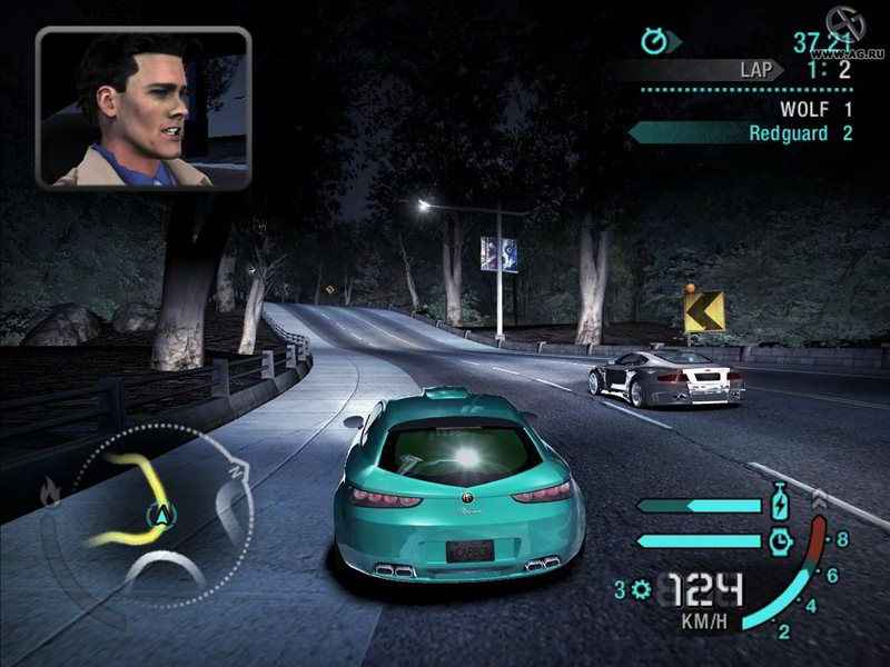 Need For Speed Carbon Game for PC Free Download