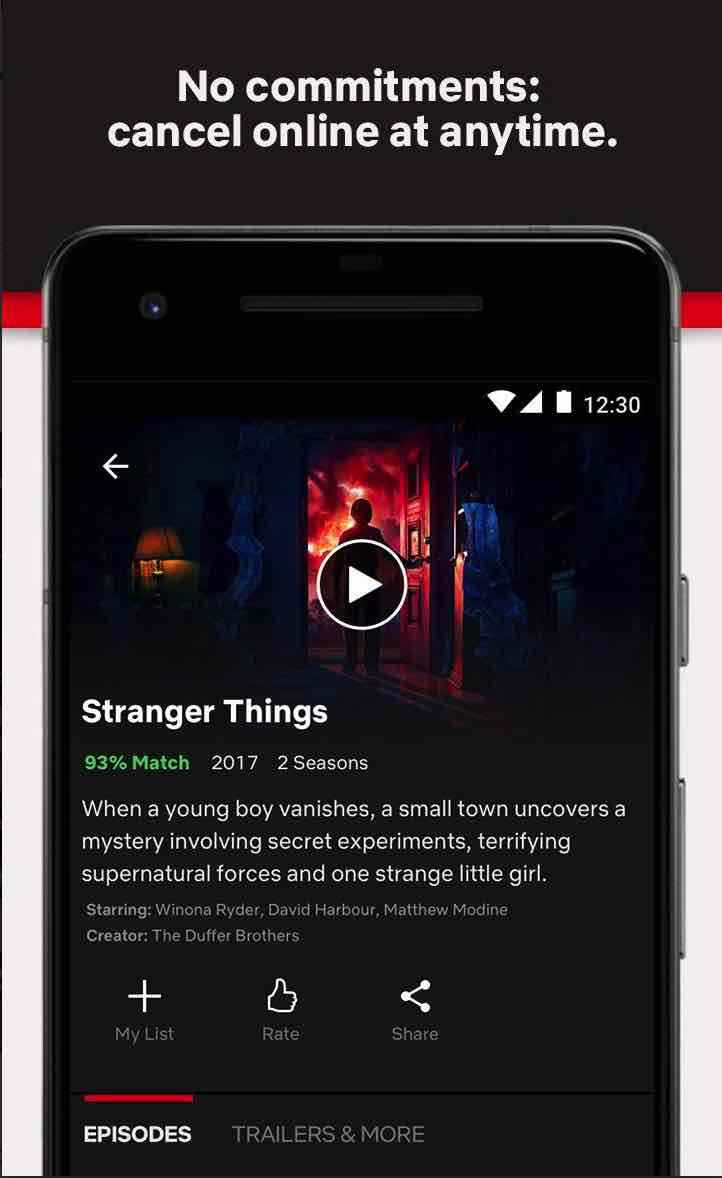 Netflix Apk Mod Latest Version
