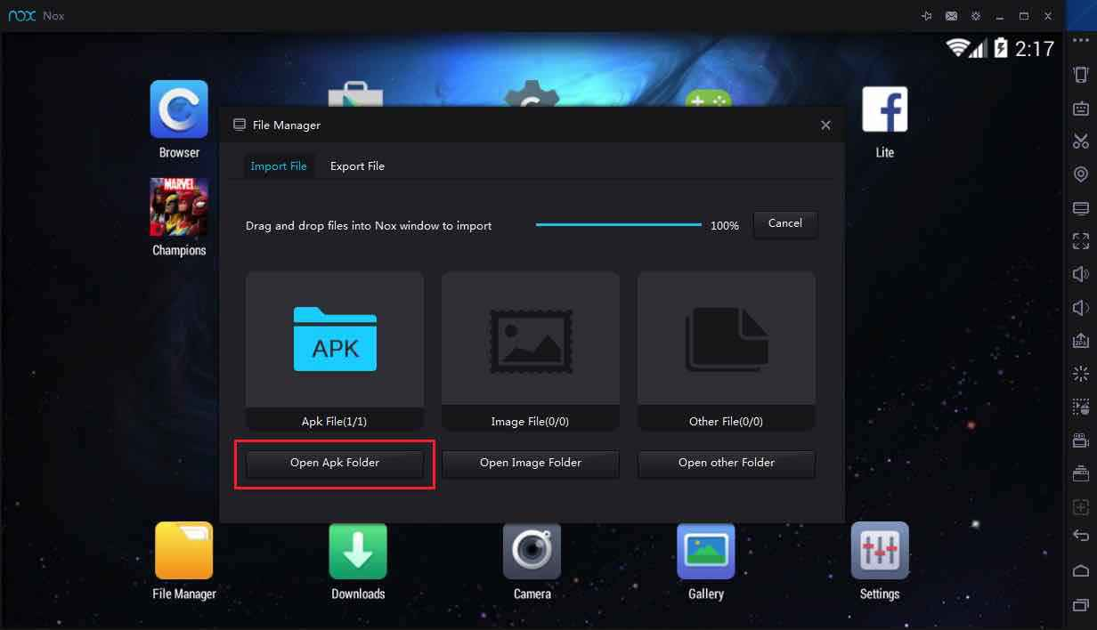 NoxPlayer (Nox App Player) Android Emulator Free Download For Windows