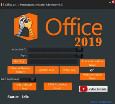 Microsoft Office 2019 KMS Activator Ultimate v1 5 Free Download