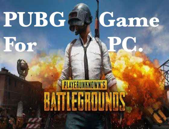 PUBG Game For PC Latest Version